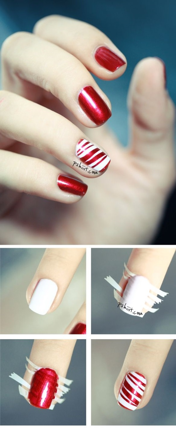 DIY Nail art designs (1)