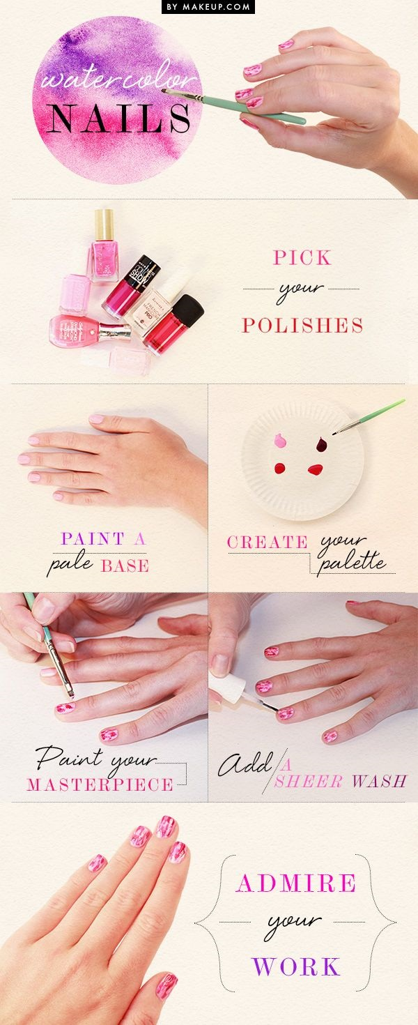 DIY Nail art designs (10)