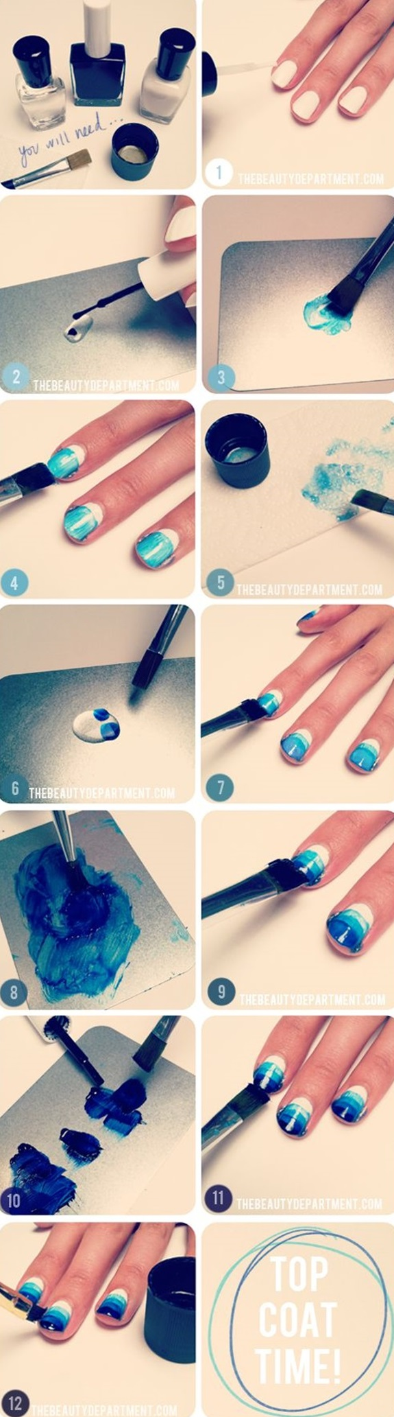 DIY Nail art designs (11)