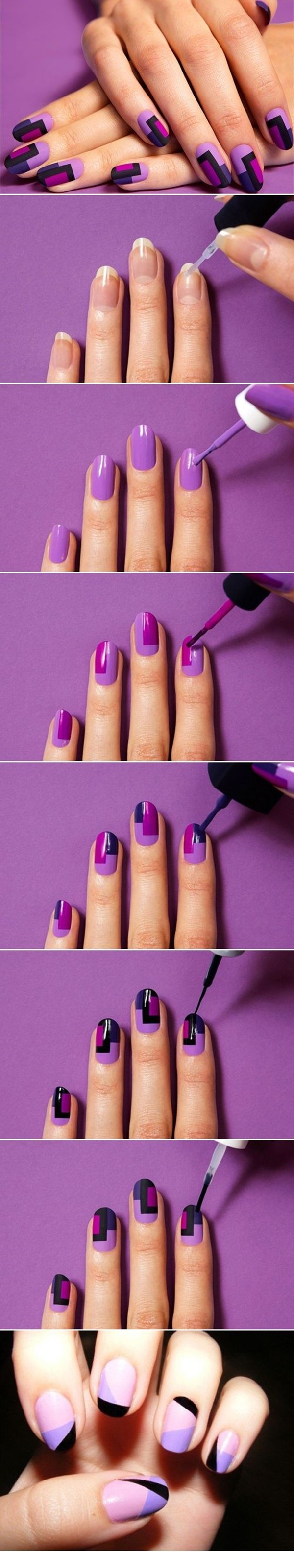 DIY Nail art designs (14)