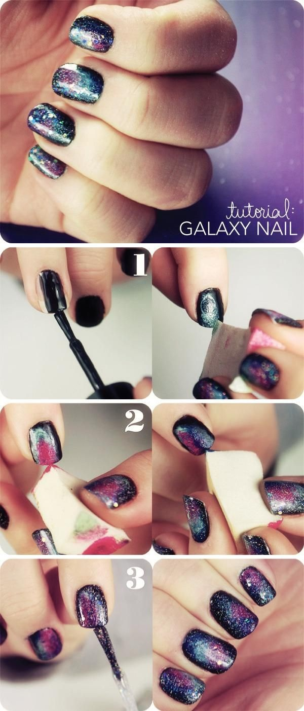 DIY Nail art designs (18)