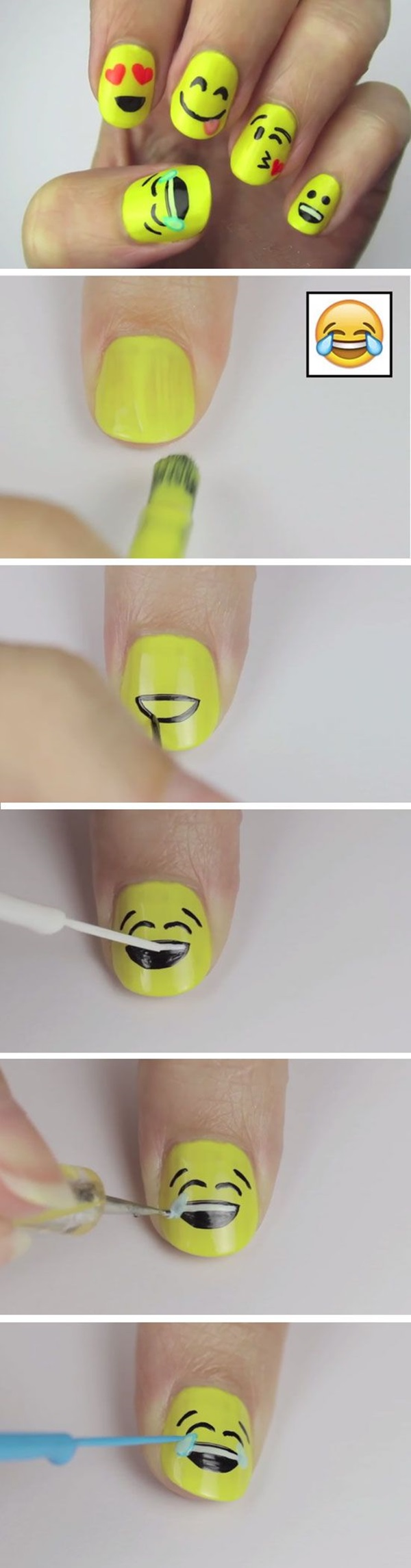 DIY Nail art designs (47)