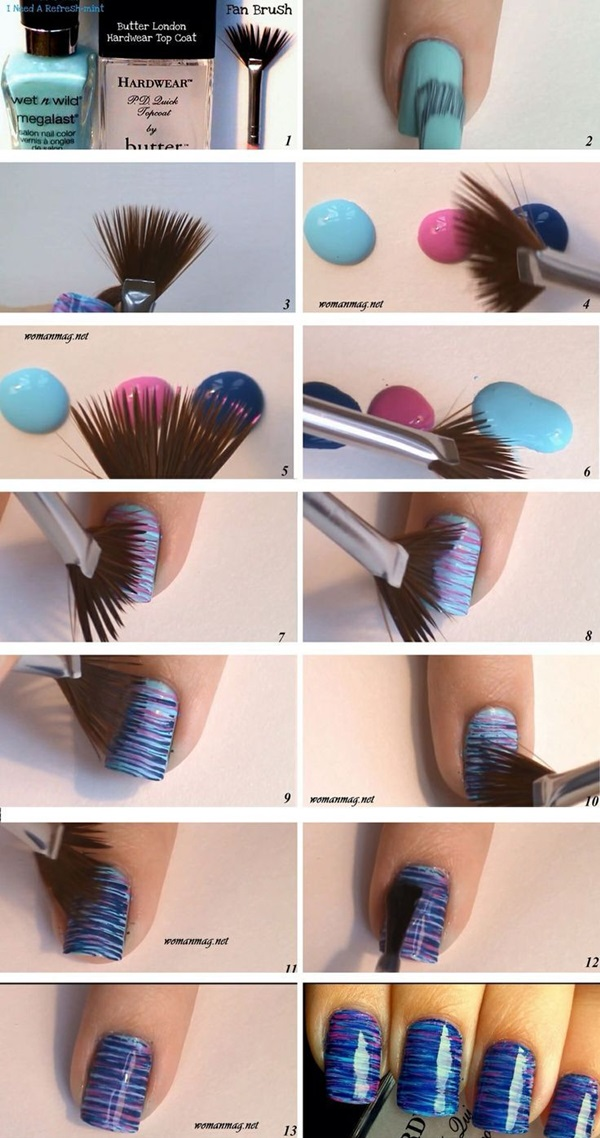 DIY Nail art designs (50)