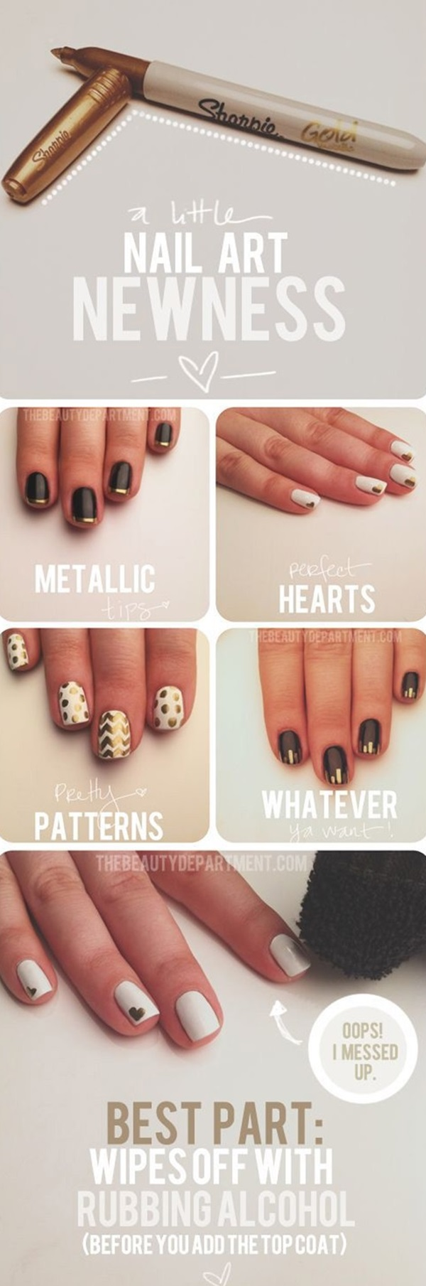 DIY Nail art designs (56)