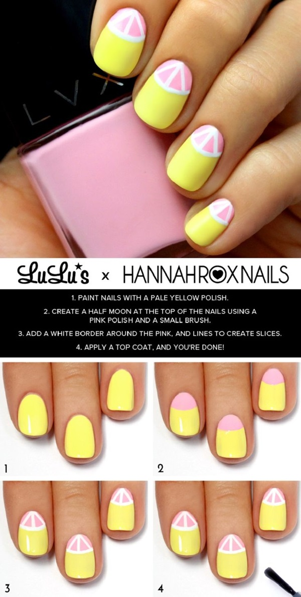 60 diy nail art designs that are actually very easy diy nail art designs 6 publicscrutiny Choice Image