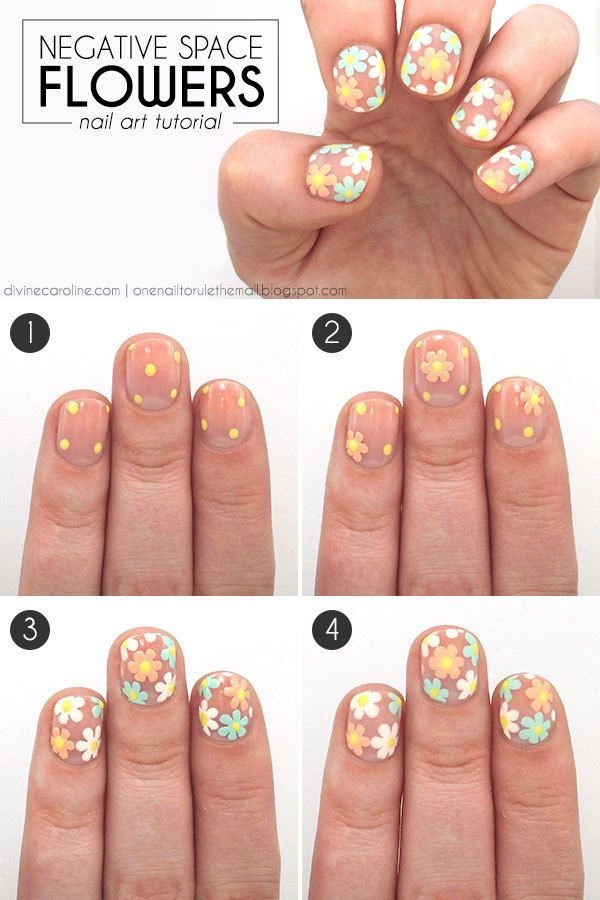 DIY Nail art designs (9)