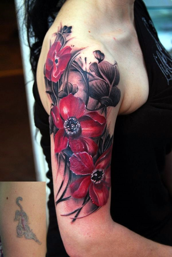Half Sleeve Tattoo Designs (11)