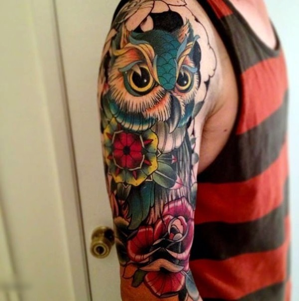 Half Sleeve Tattoo Designs (16)