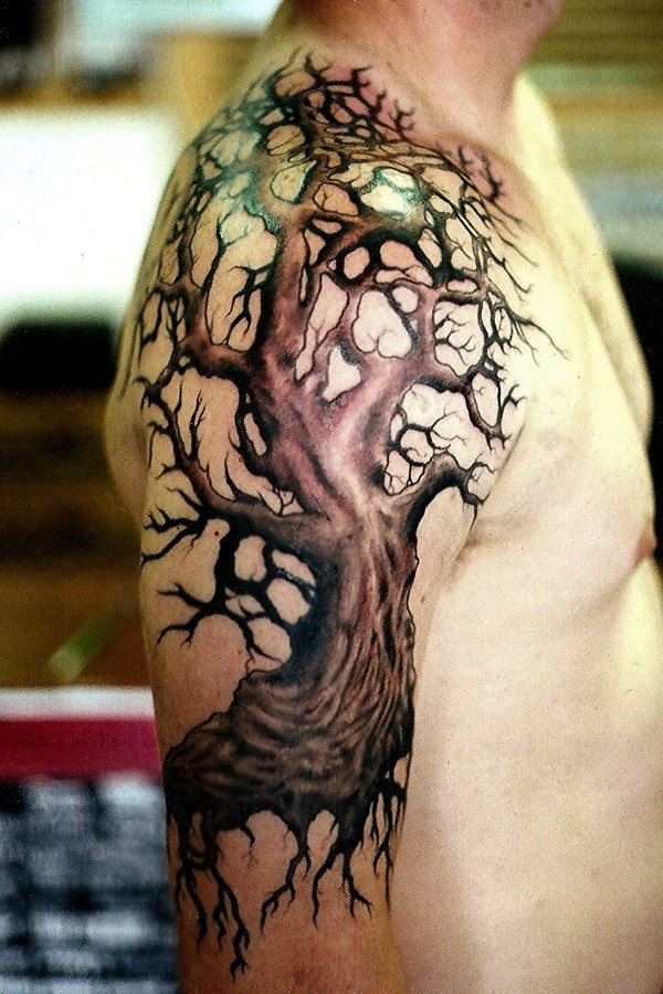 Half Sleeve Tattoo Designs (19)