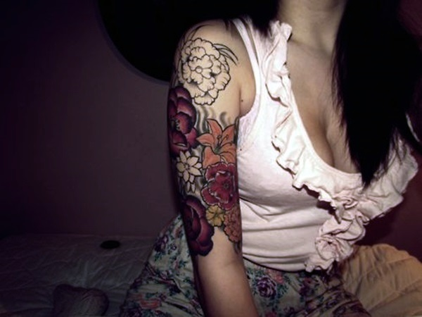 Half Sleeve Tattoo Designs (20)