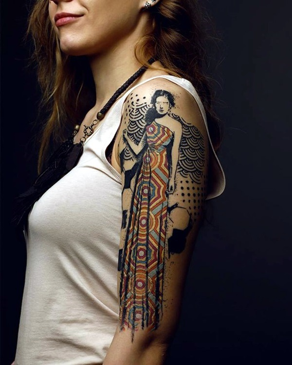 Half Sleeve Tattoo Designs (41)