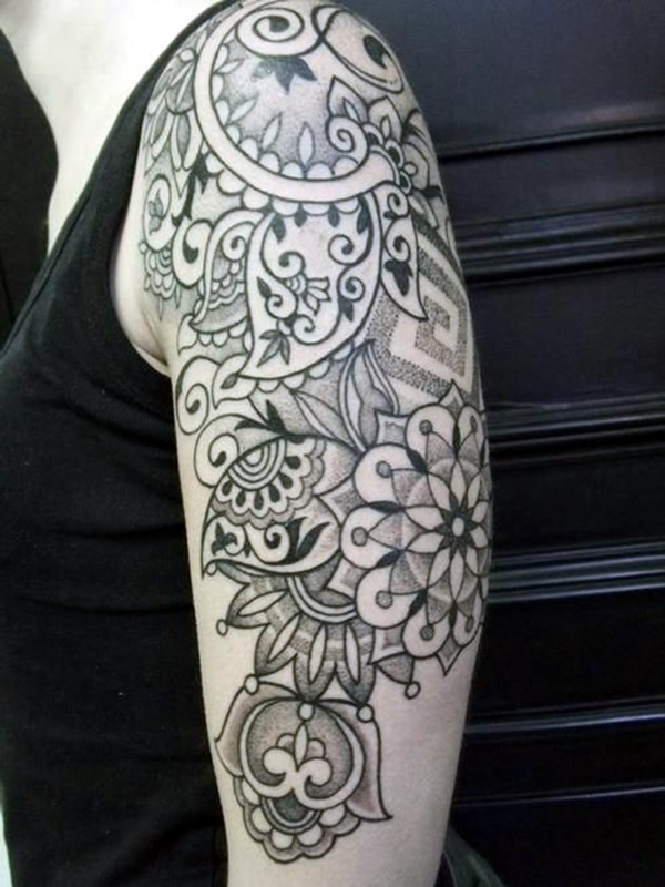 Half Sleeve Tattoo Designs (45)
