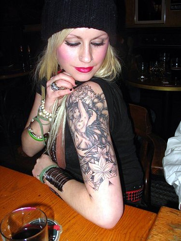 Half Sleeve Tattoo Designs (53)