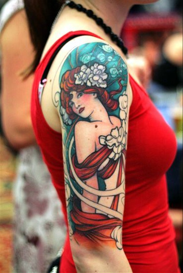 Half Sleeve Tattoo Designs (54)