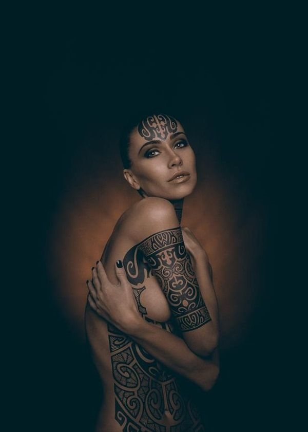 Half Sleeve Tattoos for Girls and Boys63-Tribal