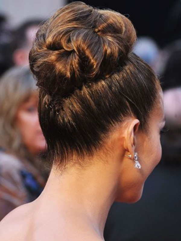 Long and Short Celebrity Hairstyles10 -jennifer lopez
