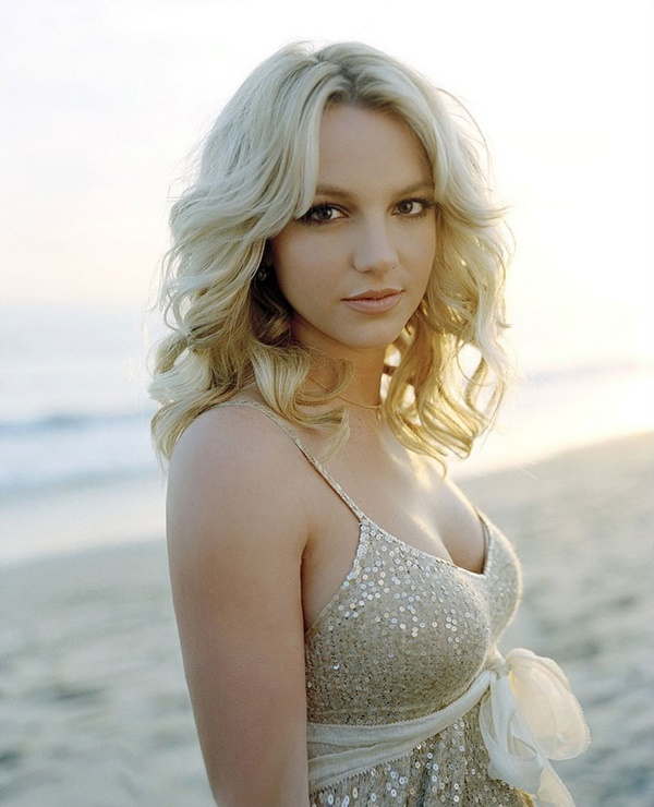 Long and Short Celebrity Hairstyles12 - britney spears hairstyle