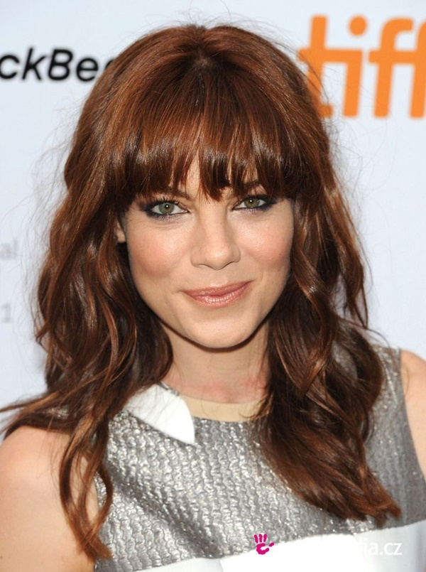 Long and Short Celebrity Hairstyles38-Michelle Monaghan hairstyle