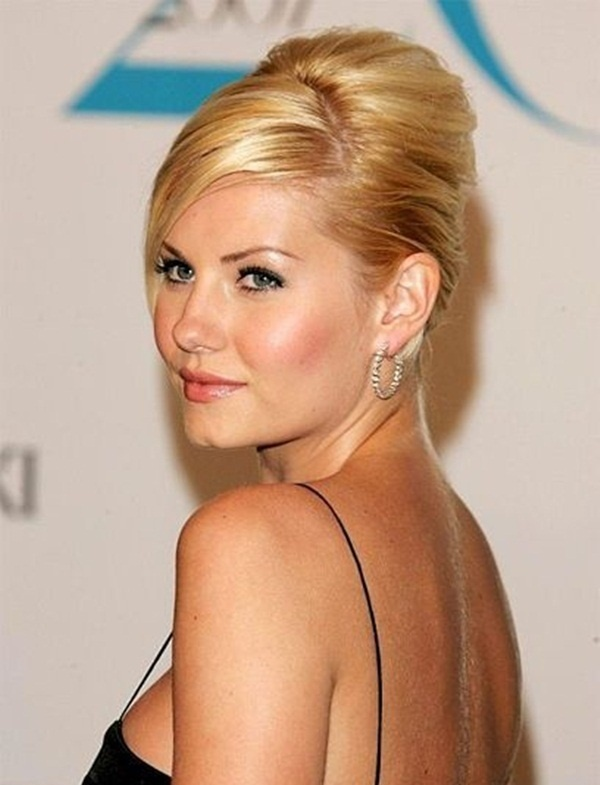 Long and Short Celebrity Hairstyles66-elisha cuthbert hairstyle