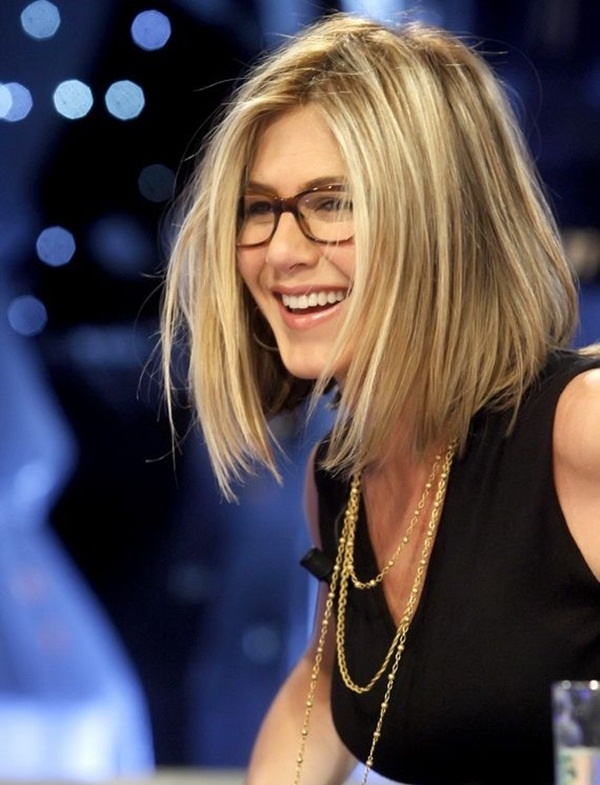 Long and Short Celebrity Hairstyles7-jennifer aniston hairstyle