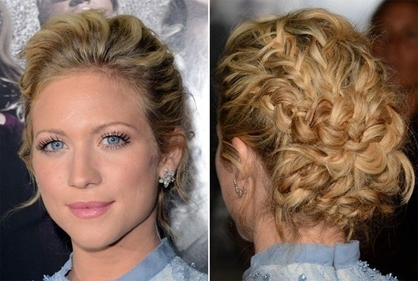 Long and Short Celebrity Hairstyles70-brittany snow hairstyle