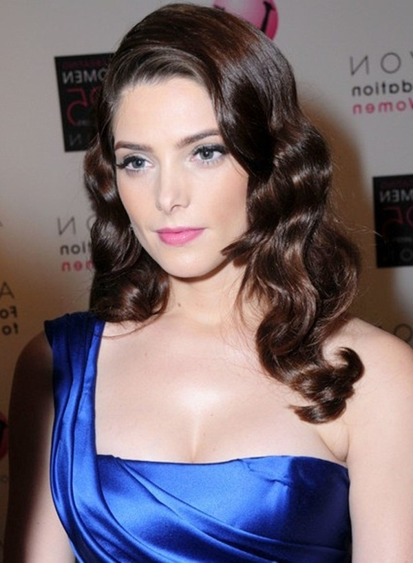 Long and Short Celebrity Hairstyles72-ashley greene hairstyle