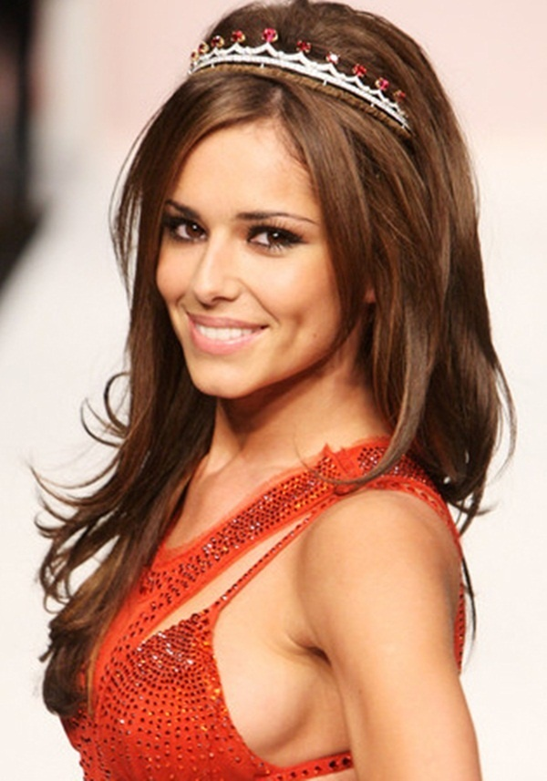 Long and Short Celebrity Hairstyles73-cheryL hairstyle