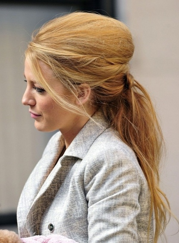 Long and Short Celebrity Hairstyles80-blake lively hairstyle