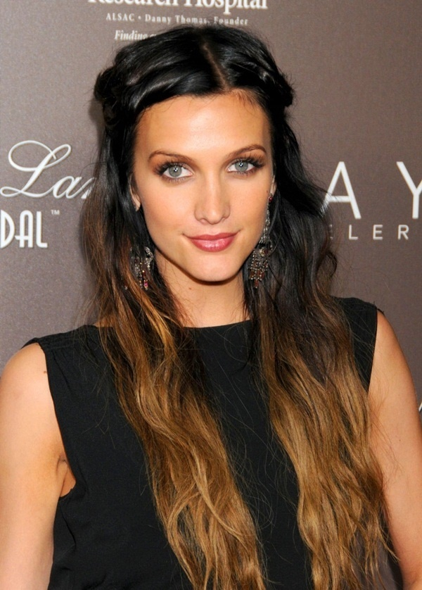 Long and Short Celebrity Hairstyles85-ashlee simpson hairstyle