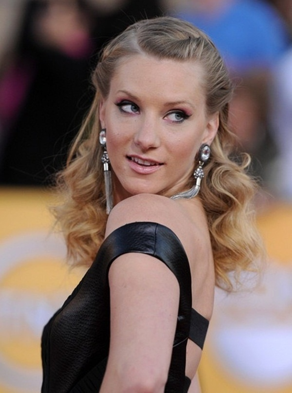 Long and Short Celebrity Hairstyles90-heather morris hairstyle