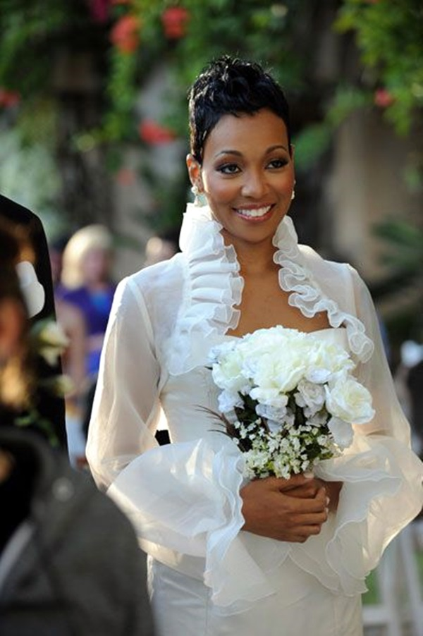 10 Wedding Updos - Bridal Updos and Celebrity Wedding ...