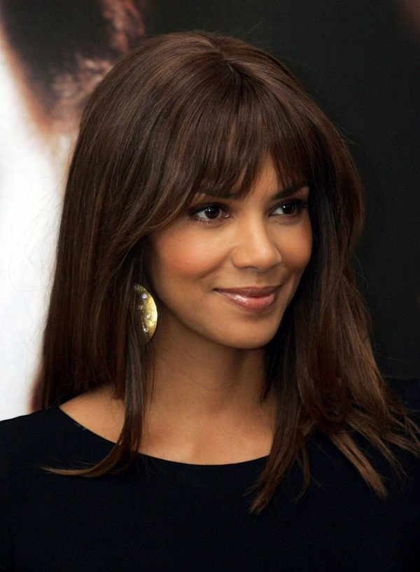 "Photo must be credited ©Alphafrance 27/03/07 U.S. actress Halle Berry poses during a photo call for the presentation of the film ""Perfect Stranger"" in Rome, Italy."
