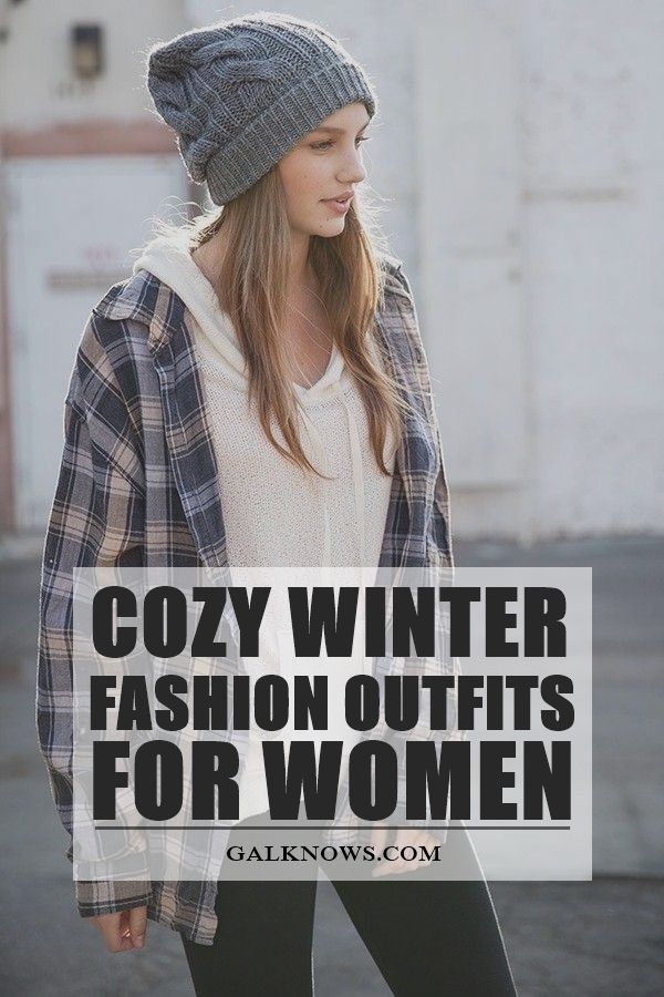 cozy winter fashions outfits for women1.1