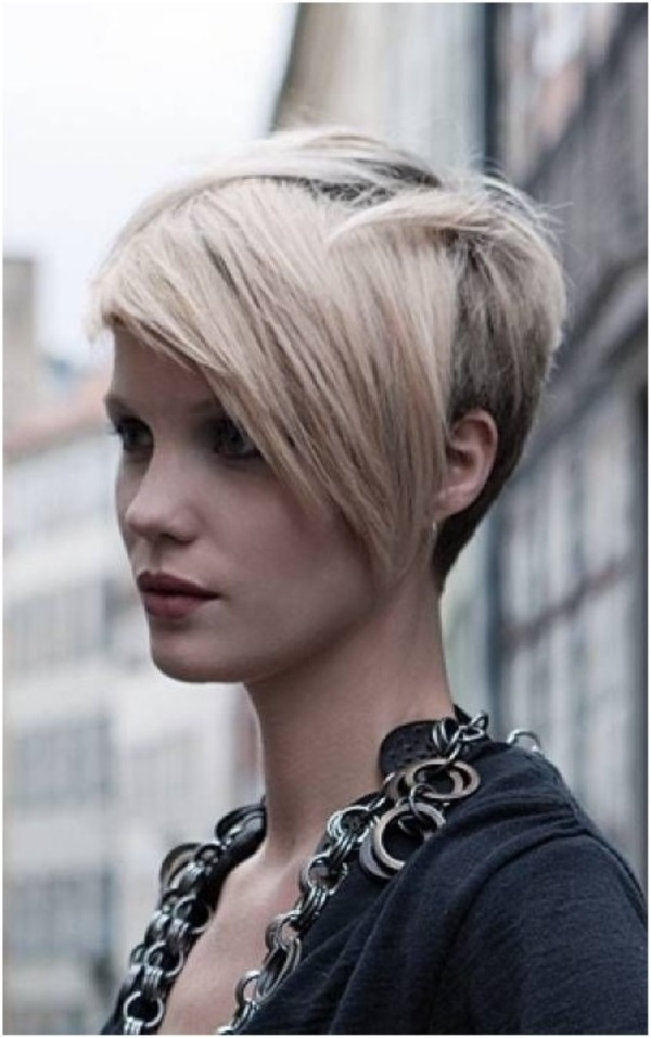 Cute Long and Short Blonde Hairstyles (1)