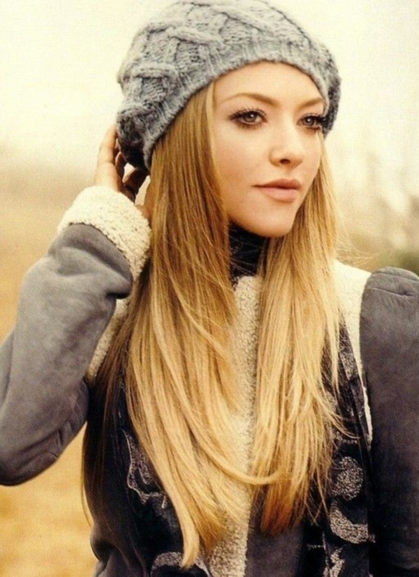 Cute Long and Short Blonde Hairstyles (2)