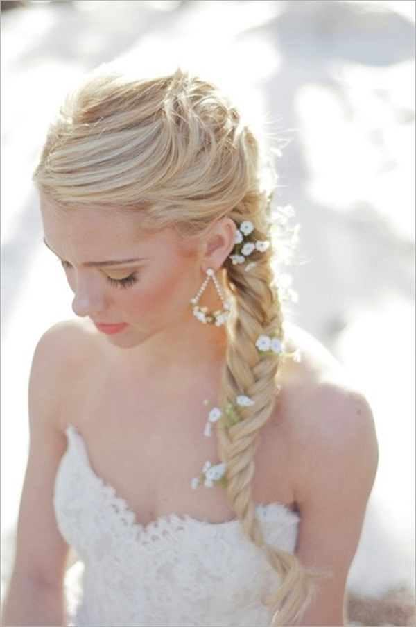 Cute Long and Short Blonde Hairstyles (20)