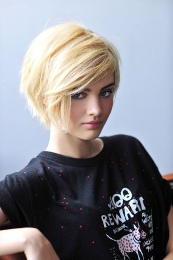 Cute Long and Short Blonde Hairstyles (59)