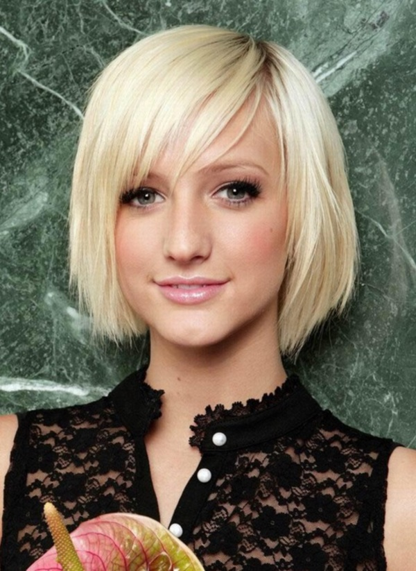Cute Long and Short Blonde Hairstyles (99)
