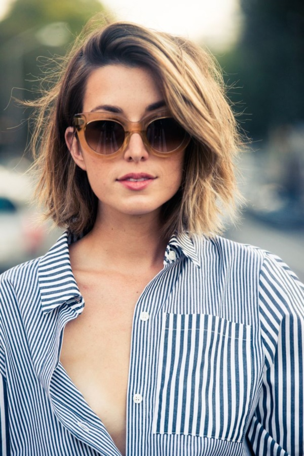 Cute and Short Hair styles for Women (106)