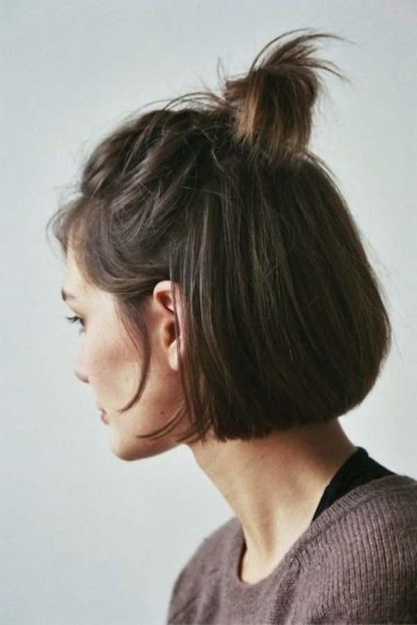 Cute and Short Hair styles for Women (107)