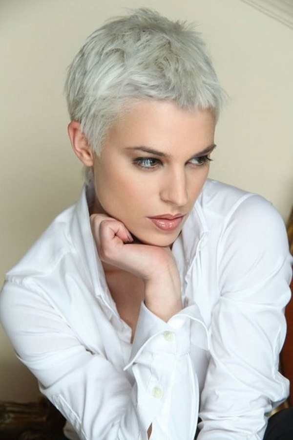Cute and Short Hair styles for Women (18)