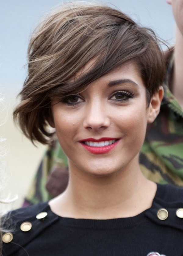 Cute and Short Hair styles for Women (46)