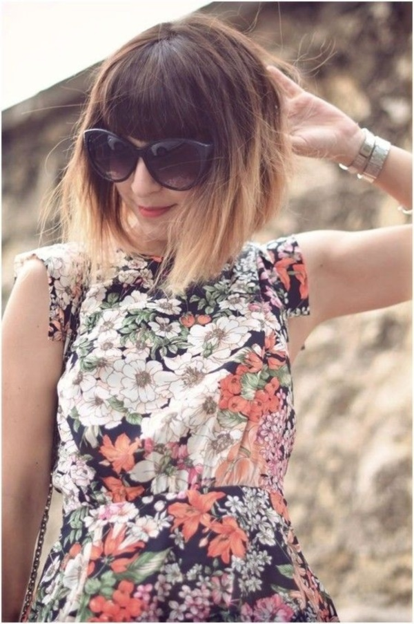 Cute and Short Hair styles for Women (67)