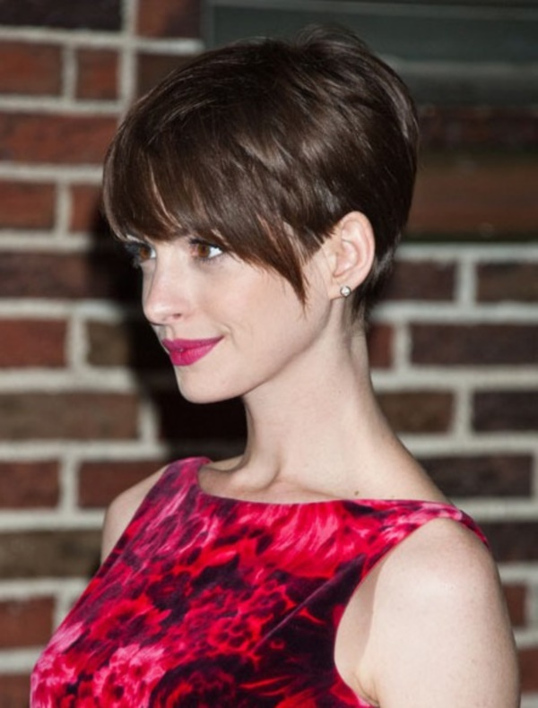 Cute and Short Hair styles for Women (74)