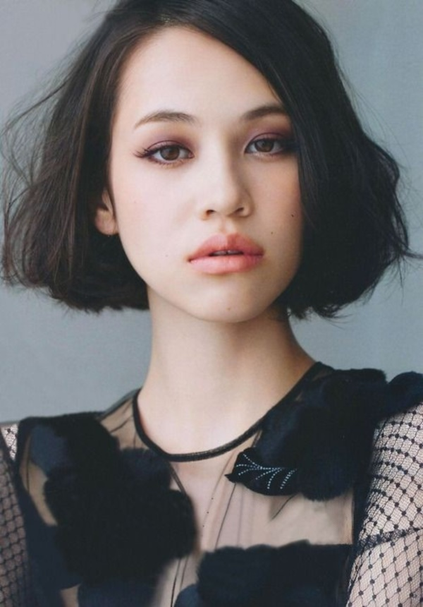 Cute and Short Hair styles for Women (87)