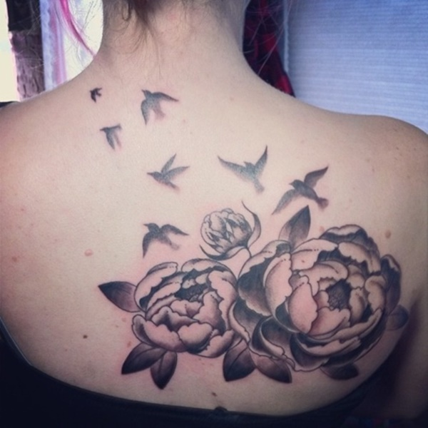 Flower Tattoo Designs for Women (18)