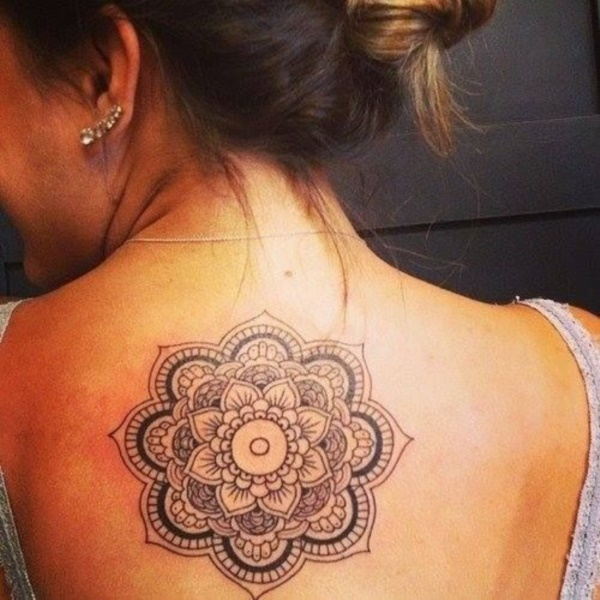 Flower Tattoo Designs for Women (40)