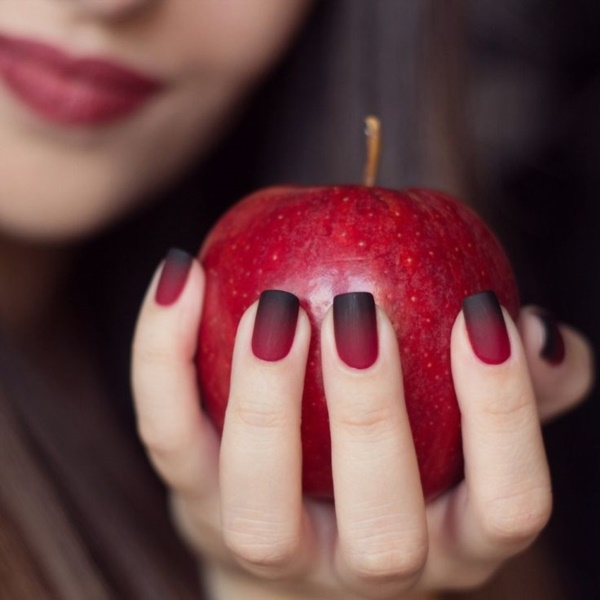 Red Nail Art Designs (29)