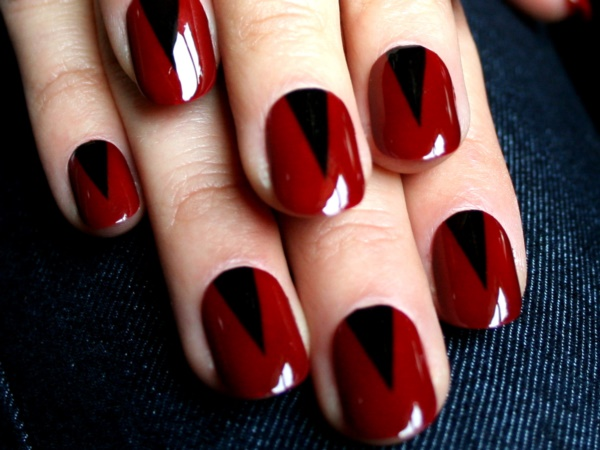 Red Nail Art Designs (31)