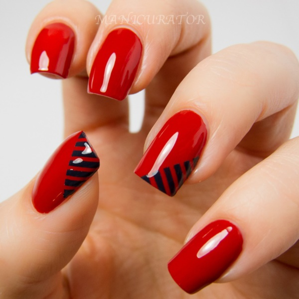 Red Nail Art Designs (39)